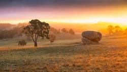 Break in the Clouds - Boulder Field | Nulla Vale
