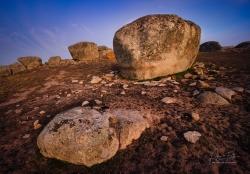 Boulder Field Dusk | Tooborac