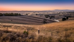 Hidden Dams at Dusk | Mickleham, Victoria